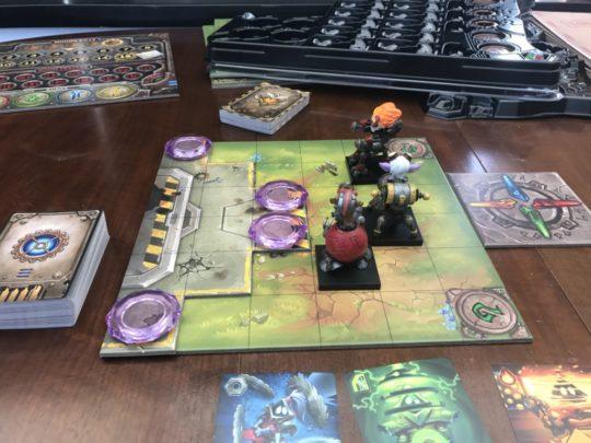 mechs-vs-minions-board