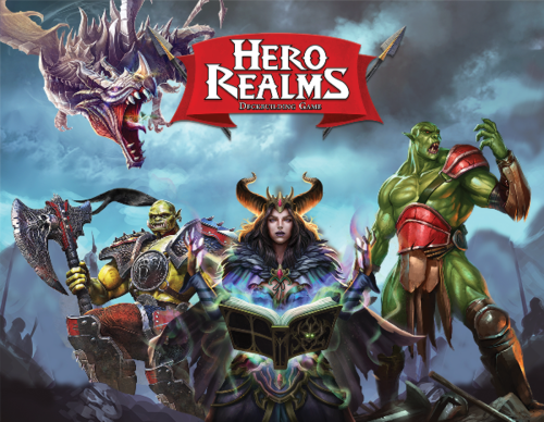 hero realms card game how to play  u0026 review