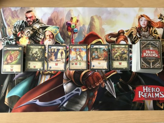 Hero Realms Card Game How To Play Amp Review Jesta Tharogue